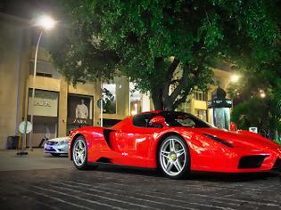 Φωτογραφία για Ο πατέρας με Ferrari, η κόρη με επίδομα... φτώχειας!
