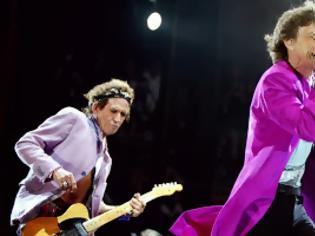 Φωτογραφία για Oι Rolling Stones θα «οργώσουν» για έβδομη φορά την Αυστραλία