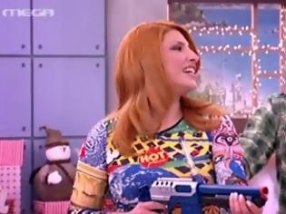 Φωτογραφία για Έλενα Παπαρίζου: «Και βέβαια έχω κάνει sεx στο καμαρίνι» (Video)