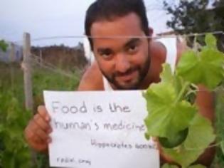 Φωτογραφία για Αυτός είναι ο Έλληνας νεαρός επιστήμονας που κατάφερε να θησαυρίσει μαζεύοντας άγρια χόρτα από το βουνό!!!