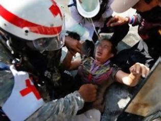 Φωτογραφία για Εγκατέλειψαν τις προσπάθειες κατά της κατάθεσης υποψηφιοτήτων οι διαδηλωτές στην Ταϊλάνδη