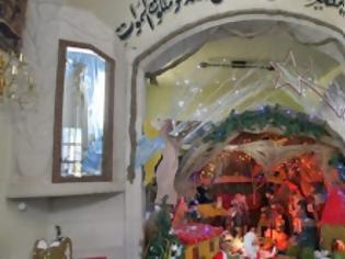 Φωτογραφία για Πάνω από 25.000 πιστοί συνέρρευσαν στη Βηθλεέμ παραμονή Χριστογέννων
