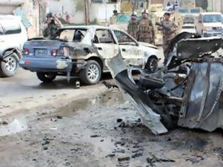 Φωτογραφία για Οι ισλαμοφασιστες ξεκλήρισαν τον χριστιανισμό στο Ιράκ. Βόμβα στην τελευταία εκκλησία που λειτουργούσε με 35 νεκρούς.