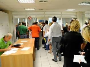 Φωτογραφία για Αμαλιάδα: Λιποθύμησε στην «ουρά» της τράπεζας!
