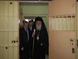 Φωτογραφία για Επίσκεψη Ιερώνυμου στον Κορυδαλλό