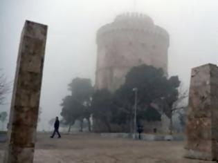 Φωτογραφία για Πνίγηκε στην αιθαλομίχλη η Θεσσαλονίκη