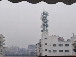 Φωτογραφία για Αναγνώστης φωτογραφίζει κεραία κινητής τηλεφωνίας σε κατοικημένη περιοχή