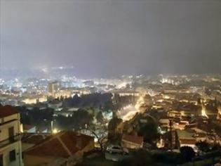 Φωτογραφία για Που είναι εντονότερο το πρόβλημα της αιθαλομίχλης στη Θεσσαλονίκη