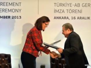 Φωτογραφία για Καμία αντίδραση από την ΕΕ για την προκλητική συμπεριφορά της Τουρκίας