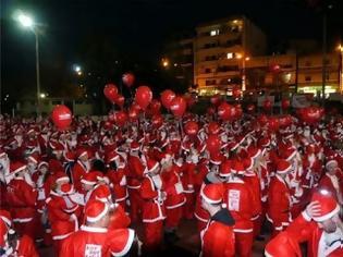 Φωτογραφία για Χιλιάδες Άγιοι Βασίληδες θα ξεχυθούν στους δρόμους των Χανίων