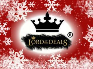 Φωτογραφία για Δες τις καλύτερες προσφορές σε ένα μόνο site! Lord of the Deals. Προσφορές και κουπόνια με έκπτωση έως και 90%!!
