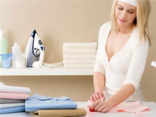 Φωτογραφία για Θέλετε να μυρίζουν τέλεια τα ρούχα που σιδερώνετε;Δείτε το καλύτερο τρικ!!!