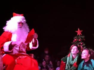 Φωτογραφία για Οι εκπλήξεις στο «Χωριό των Χριστουγέννων» συνεχίζονται…..