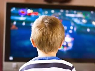 Φωτογραφία για Παιδί: Η πολλή τηλεόραση βλάπτει το μυαλό του