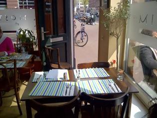 Φωτογραφία για Το ελληνικό εστιατόριο με λιχουδιές από τον Άθω που ξελόγιασε το Άμστερνταμ [photos]