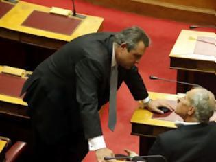 Φωτογραφία για Κατεβαίνουν μαζί στις εκλογές οι Ανεξάρτητοι Ελληνες και το Αρμα Πολιτών του Γ.Δημαρά!!
