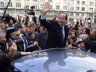 Φωτογραφία για Γαλλικές εκλογές: Πρώτος ο αντιμνημονιακός Ολάντ, στο 20% η ακροδεξιά!