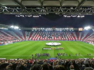 Φωτογραφία για ΤΑ... ΕΥΣΗΜΑ ΑΠΟ ΤΗΝ UEFA ΓΙΑ ΤΗ ΜΕΤΑΔΟΣΗ ΤΟΥ ΟΛΥΜΠΙΑΚΟΣ - ΜΑΝΤΣΕΣΤΕΡ Γ.