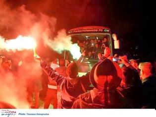 Φωτογραφία για Ήταν ένα πάρτι! 2000 φίλοι του Παναθηναϊκού στο Κορωπί - Δείτε εικόνες και βίντεο