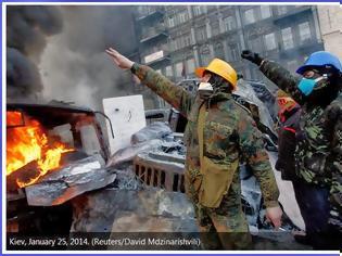 Φωτογραφία για Ποιοι είναι οι Ναζί στην ουκρανική κυβέρνηση;