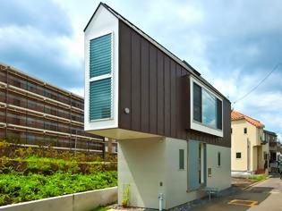 Φωτογραφία για Το πιο… στενό σπίτι που είδατε ποτέ!