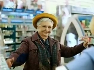 Φωτογραφία για H γιαγιά που νίκησε τον καρκίνο και τσαχπινίζει με την Μαρία Μπεκατώρου!