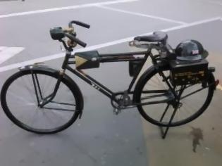 Φωτογραφία για Ποδήλατο 100 ετών... στα Τρίκαλα