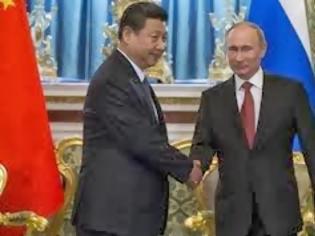 Φωτογραφία για Οι απόψεις Πούτιν και Σι είναι «κοντινές»