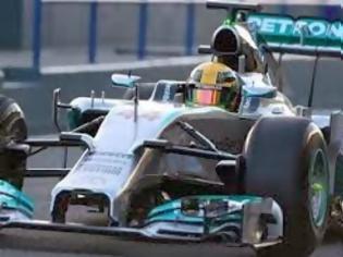 Φωτογραφία για Εκπλήξεις περιμένει η Mercedes στην Αυστραλία