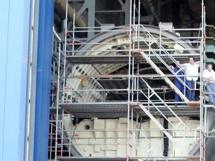 Φωτογραφία για Ναυπηγεία Σκαραμαγκά: Το «μπαλάκι» τώρα στις Βρυξέλλες μετά τις ενέργειες του ΥΕΘΑ για να ξεμπλοκάρει το αμυντικό σκέλος