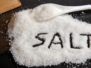 Φωτογραφία για Πρόωρη γήρανση από το αλάτι