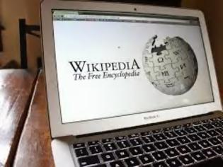 Φωτογραφία για Στη Wikipedia η πλειοψηφία των συντακτών είναι άντρες