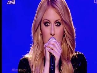 Φωτογραφία για Η Μαρία-Έλενα η μεγάλη νικήτρια του The Voice