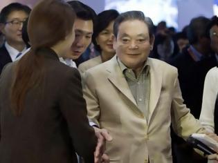 Φωτογραφία για Οξύ έμφραγμα του μυοκαρδίου υπέστη πρόεδρος της Samsung