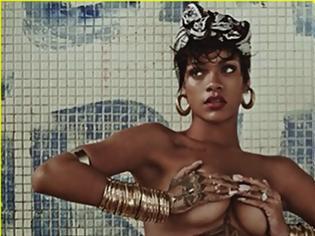 Φωτογραφία για To Instagram έκανε delete τη Rihanna;