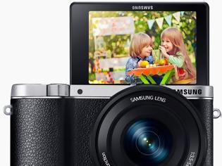Φωτογραφία για Samsung SMART Camera NX3000 : ρετρό , αποδόσεις και εύκολη συνδεσιμότητα