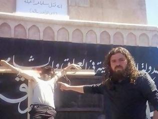 Φωτογραφία για Συρία-Αποκάλυψη: Αποκεφάλισαν 120 αστυνομικούς και πέταξαν τα σώματά τους στο ποτάμι