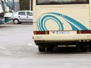 Φωτογραφία για Ανδραβίδα: Σε λεωφορείο του ΚΤΕΛ εντοπίστηκε ο πακιστανός δραπέτης