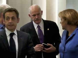 Φωτογραφία για FT: Tα δάκρυα της Μέρκελ και η οργή του Σαρκοζί για το δημοψήφισμα
