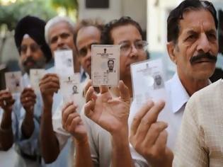 Φωτογραφία για Ολοκληρώθηκε σήμερα το βράδυ η τελευταία φάση των εκλογών στην Ινδία