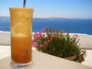 Φωτογραφία για Γιατί ο Έλληνας αγαπάει το καφέ του!