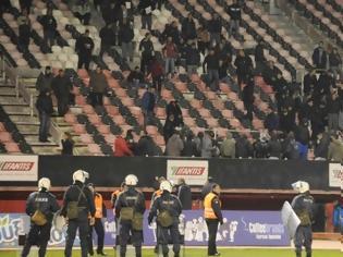 Φωτογραφία για Πάτρα: Πόσοι αστυνομικοί χρειάζονται για έναν αγώνα Γ' εθνικής με… 50 φιλάθλους;
