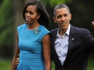 Φωτογραφία για Η «γκάφα» του Ομπάμα που πέρασε απαρατήρητη… Αποκαλεί την σύζυγό του Μάικλ… Ποια είναι τα πιθανά σενάρια; [video]