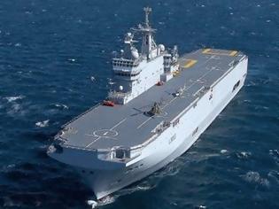 Φωτογραφία για ΗΠΑ σε Γαλλία: Μην πουλήσετε πολεμικά πλοία στην Μόσχα