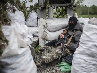 Φωτογραφία για Σλαβιάνσκ: Θανάσιμη ενέδρα των αυτονομιστών σε Ουκρανούς στρατιώτες - Εξι νεκροί