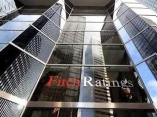 Φωτογραφία για Fitch: Επιβεβαιώνει το Β- για ελληνικές τράπεζες