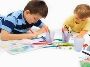 Φωτογραφία για Ο ρόλος της ζωγραφικής στην ανάπτυξη των παιδιών