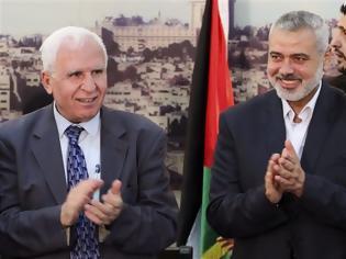 Φωτογραφία για Παλαιστίνη: Συνομιλίες Χαμάς – Φατάχ για σχηματισμό κυβέρνησης εθνικής ενότητας