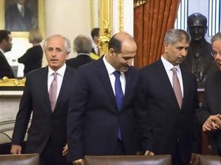 Φωτογραφία για ΗΠΑ: Συνάντηση Ομπάμα με τον αρχηγό της Συριακής αντιπολίτευσης