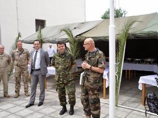 Φωτογραφία για Στη Λάρισα διεθνή ΜΜΕ για το Ευρωπαϊκό Στρατηγείο